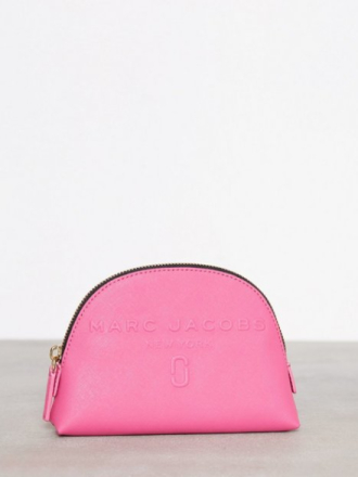 Marc Jacobs Small Dome Cosmetic Vivid Pink
