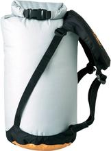 Sea To Summit eVent Compression S Drybag Grå, 10L/3,3L, 129g