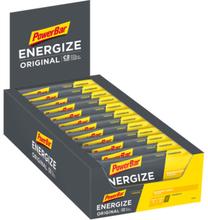 PowerBar Energize Original Bar Box 25 x 55g Banana Punch 2020 Näringstillskott & Paket