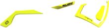 Rudy Project Tralyx Chromatic Full Custom Kit, yellow fluo / black emblems 2021 Ajolasitarvikkeet