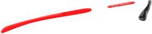 Rudy Project Tralyx Chromatic Full Custom Kit, red fluo - red fluo / chrome 2021 Ajolasitarvikkeet