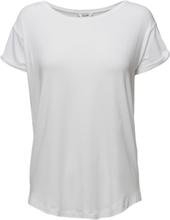 Nisha T-shirt Top Hvid MbyM