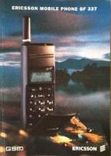 Ericsson mobile phone GF 337