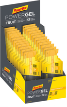 PowerBar PowerGel Fruit Box 24x41g, Mango-Passion Fruit with Caffeine 2019 Ernæringskits & Packs