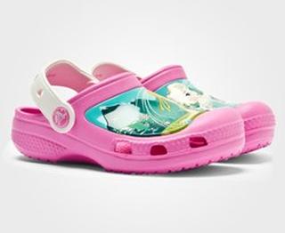 Crocs CC FrozenFever Clog K PtPk/Oys J2 (EU 33/34)