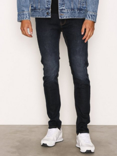 Dr Denim Clark Jeans Dark Blue