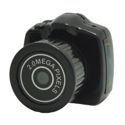 Mini Vakoilukamera 1280P