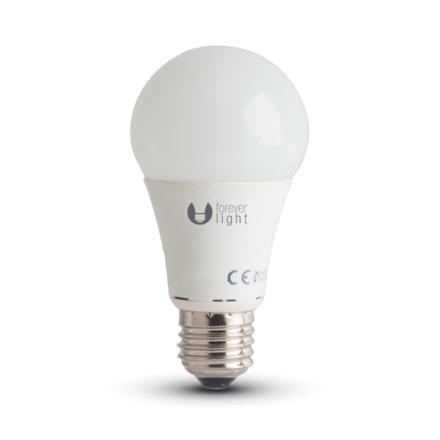 LED lamppu A60 E27 10W 230V - 4500K