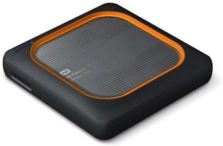 My Passport Wireless SSD BAMJ2500AGY