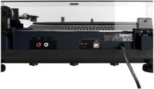 L-3808 - turntable Platespiller - Svart