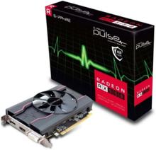 Radeon RX 550 Pulse - 4GB GDDR5 RAM - Grafikkort