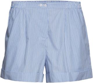 Obi Shorts Shorts Flowy Shorts/Casual Shorts Blå Lovechild 1979