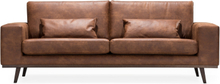 STOCKHOLM 3-sits soffa Leather Edition