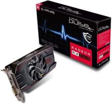 Radeon RX 560 Pulse OC - 4GB GDDR5 RAM - Grafikkort