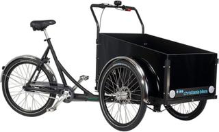 Christiania Bikes Model Light Elsykkel Shimano STePS, 500wh, 8-Gir