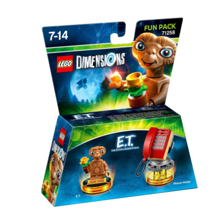 LEGO Dimensions: Fun Pack - E.T /Toys for games