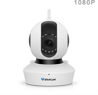 Trådlös övervakningskamera fullhd 1080p