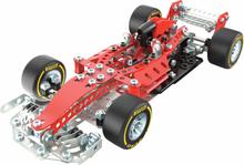 Meccano Modellsats Ferrari F1 röd 6044641