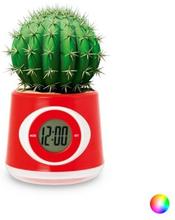 Bordsklocka Dvobarvna 144450 (Färg: Svart)