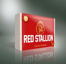 Red Stallion Extra Strong - 10 kaps-Erektionshjälp