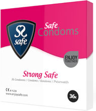 Safe - Strong Safe Condoms 36 pcs