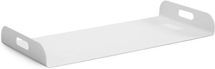 Feno serveringsbricka Vit matt 77 x 35 cm