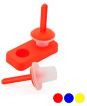 Glassformar (2 pcs) 144145 (Färg: Röd)