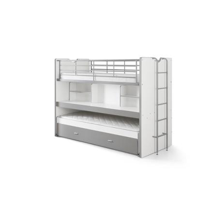 Vipack Våningssäng - Bonny 80 - Silver