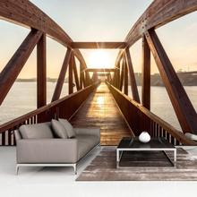 Fototapet - Bridge of the Sun