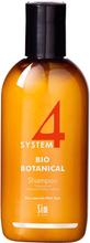 System 4 Bio Botanical Shampoo Against Premature Hair Loss - 100 ml