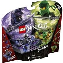 70664 LEGO Ninjago Spinjitzu Lloyd vs. Garmadon