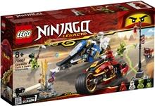 70667 LEGO Ninjago Kais Vassa Motorsykkel