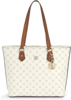 Handväska från Basler beige