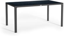 Grande table avec plateau HPL granit
