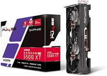 Sapphire Radeon Pulse RX 5500 XT 8G