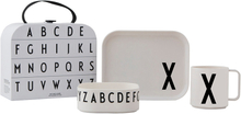 Design Letters - Classics In A Suitcase, X