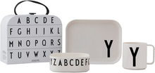 Design Letters - Classics In A Suitcase, Y