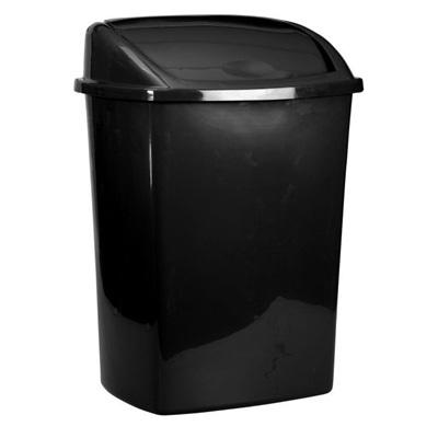 Affaldsspand, 26 l, sort