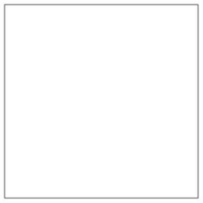 Kaffeserviet, Abena Gastro-Line, 3-lags, 1/4 fold, 24x24cm, hvid, 100% nyfiber