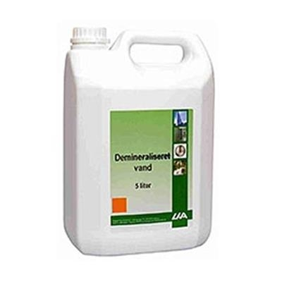Demineraliseret vand, 5 l, 5 l