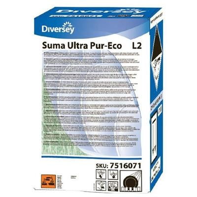 Maskinopvask, Diversey Suma Ultra Pur-Eco L2 , 10 l, Safepack