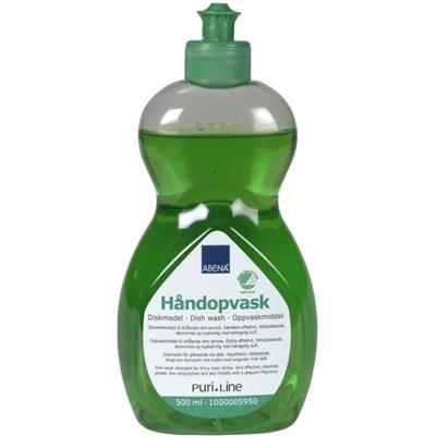 Håndopvask, Puri-Line, 500 ml, med farve og parfume