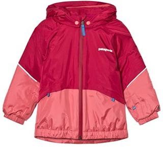Patagonia Baby Snow Pile Jacka Craft Pink 4 år