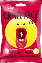 Malaco Crazy Face Hot 80g - 55% alennus