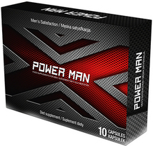 Power Man - 10 capsules
