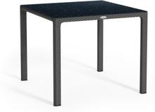 Petite table avec plateau HPL granit
