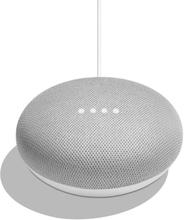 Google Home Mini Smarthjem-kontroller Kritthvit