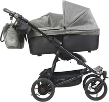 Mountain Buggy Duet The luxury collection Syskonvagn (Herringbone)