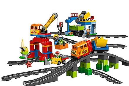 LEGO 10508 luksus togsæt