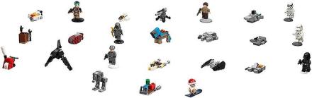 LEGO Star Wars julekalender 2017, 75184 - Fruugo